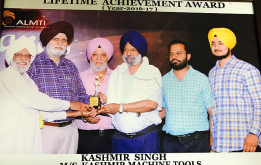 Life Time Achievement Award